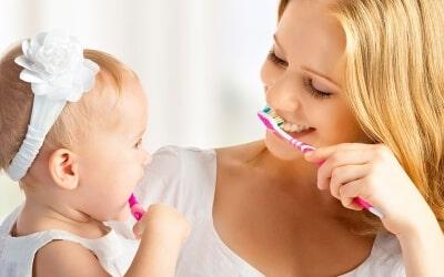 чистка зубов и полировка днепр гигиена